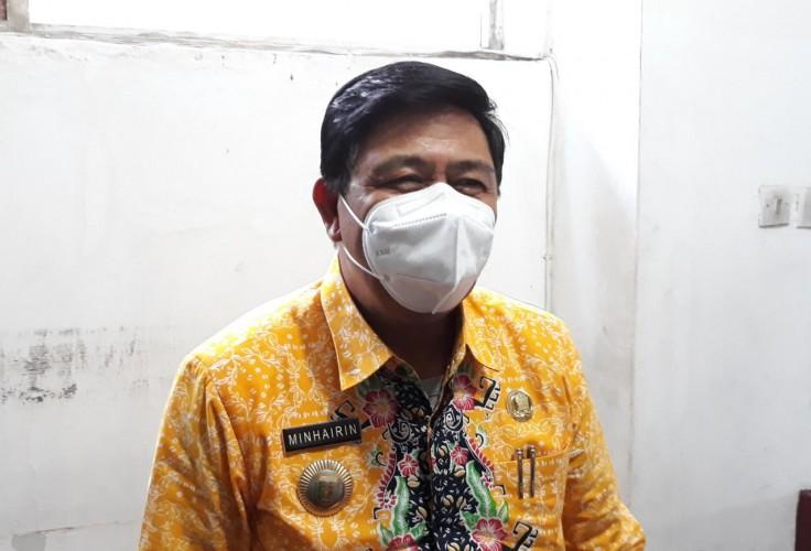 Vaksinasi Lampung Direncanakan Pakai Dana Tidak Terduga